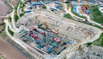 a view of the karot hydropower project photo twitter asimsbajwa